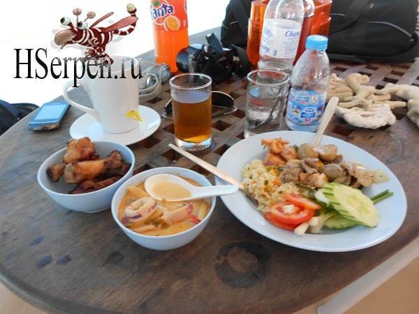 Еда в Таиланде: вкусно и безопасно