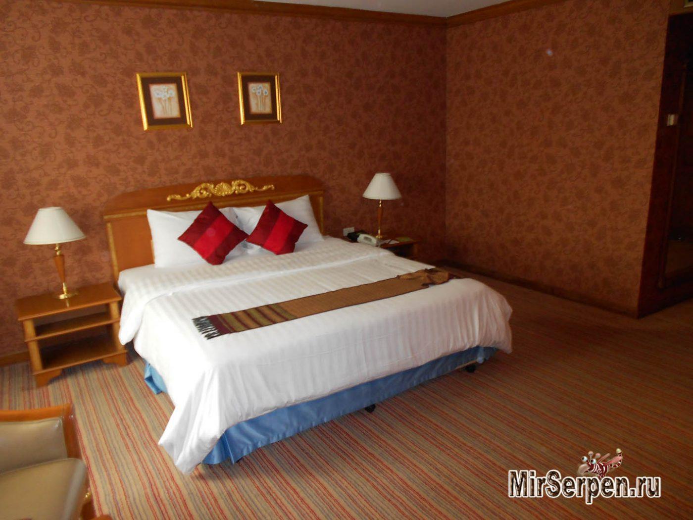 "Описание номеров тип ""Superior"" отеле Prince Palace 4*, Бангкок, Таиланд"