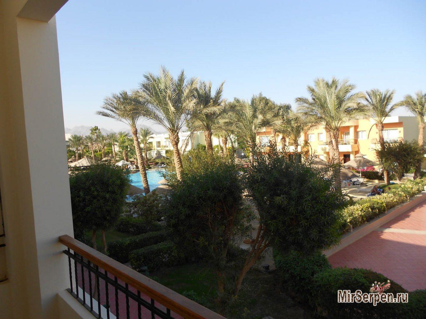 Отзыв об отеле Sierra Resort 5*, Шарм-эш-Шейх, Египет