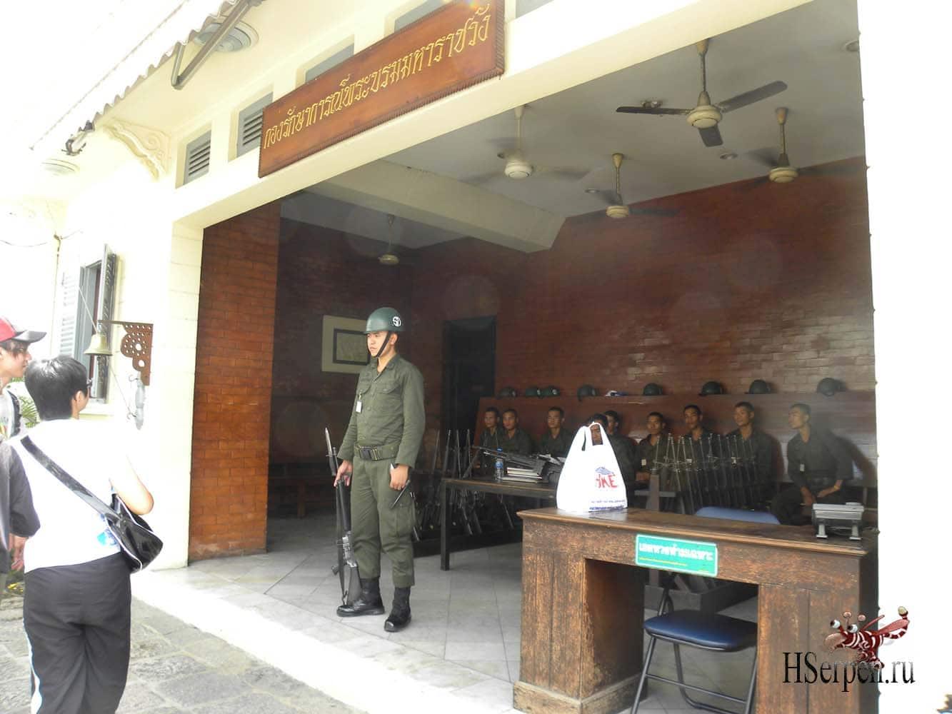 Комментарии о правилах поведения, безопасности и ответственности за свои поступки в Таиланде
