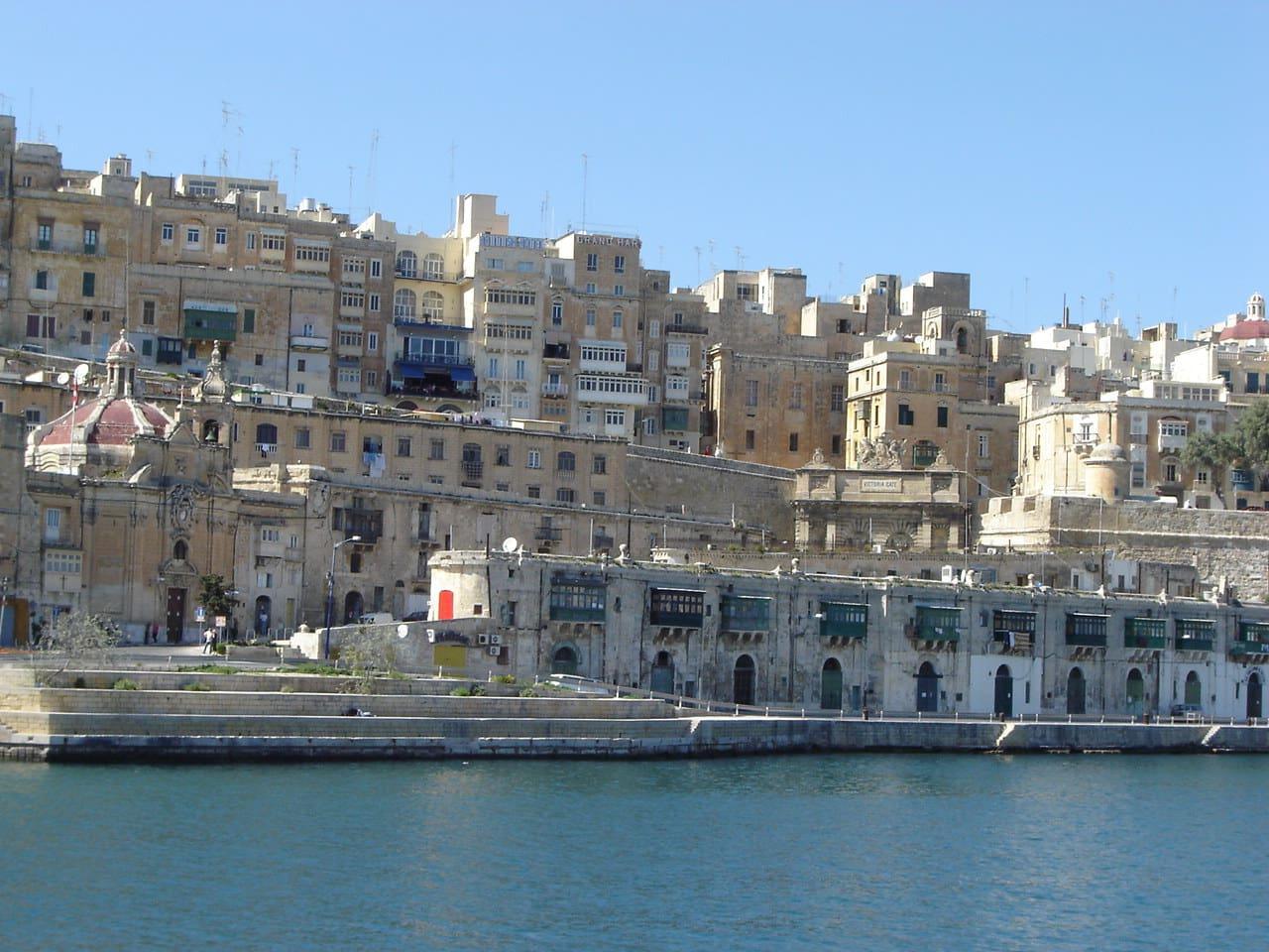 Туристическая и курортная Мальта