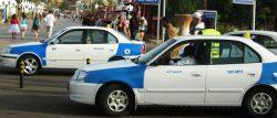 Такси - основной транспорт в Шарм-эш-Шейхе, Египет