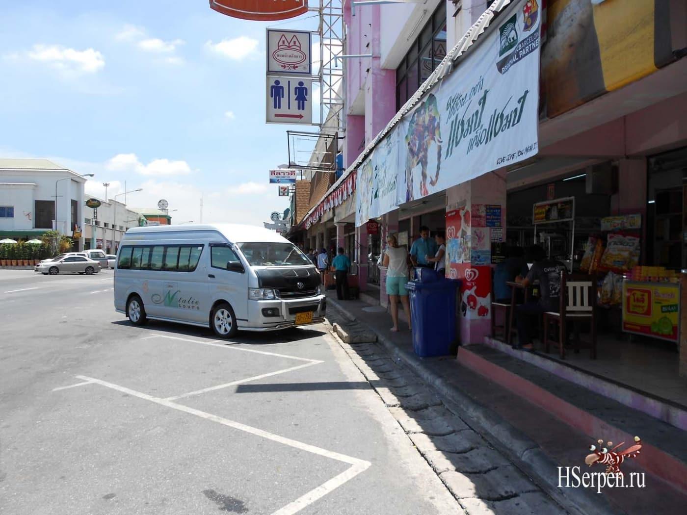 Стоит ли смотреть на Таиланд из окна автомобиля?