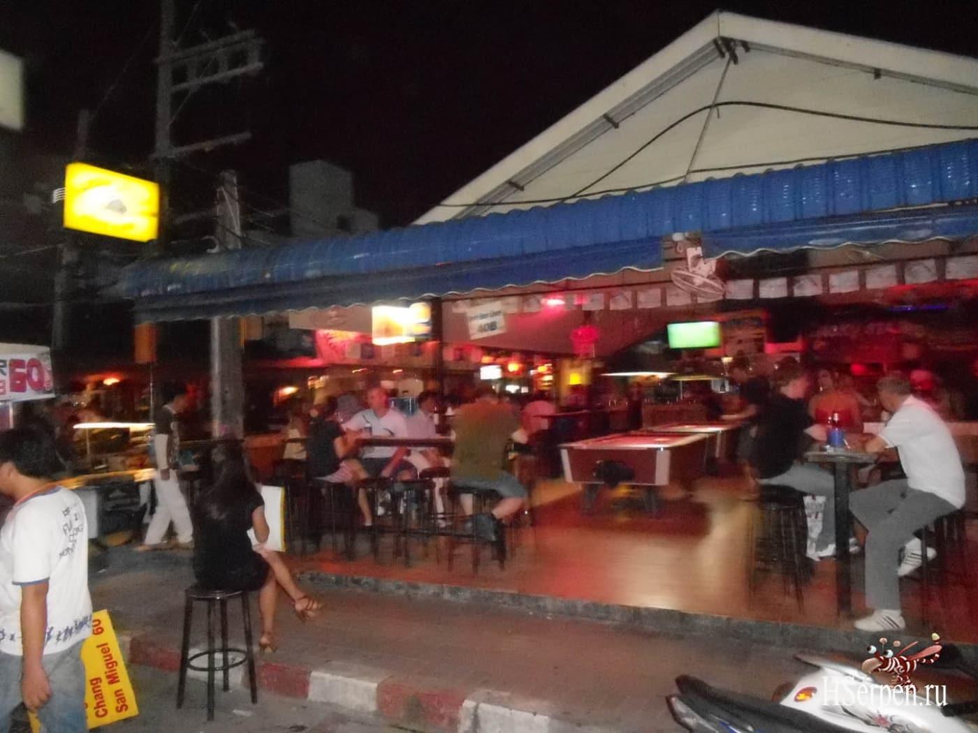 Заметки про тайский секс, часть 1