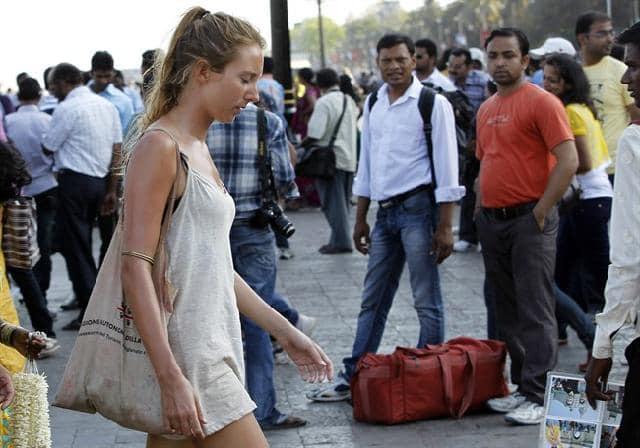 Комментарии про безопасность женщин в Индии