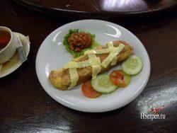Съесть крокодила в кафе Паттайи