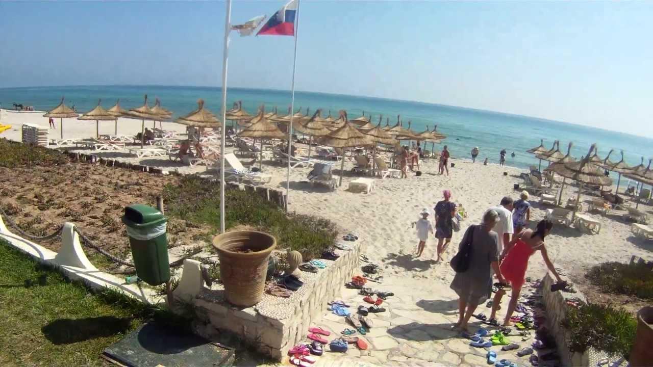 Отзыв об отдыхе в Тунисе летом 2013