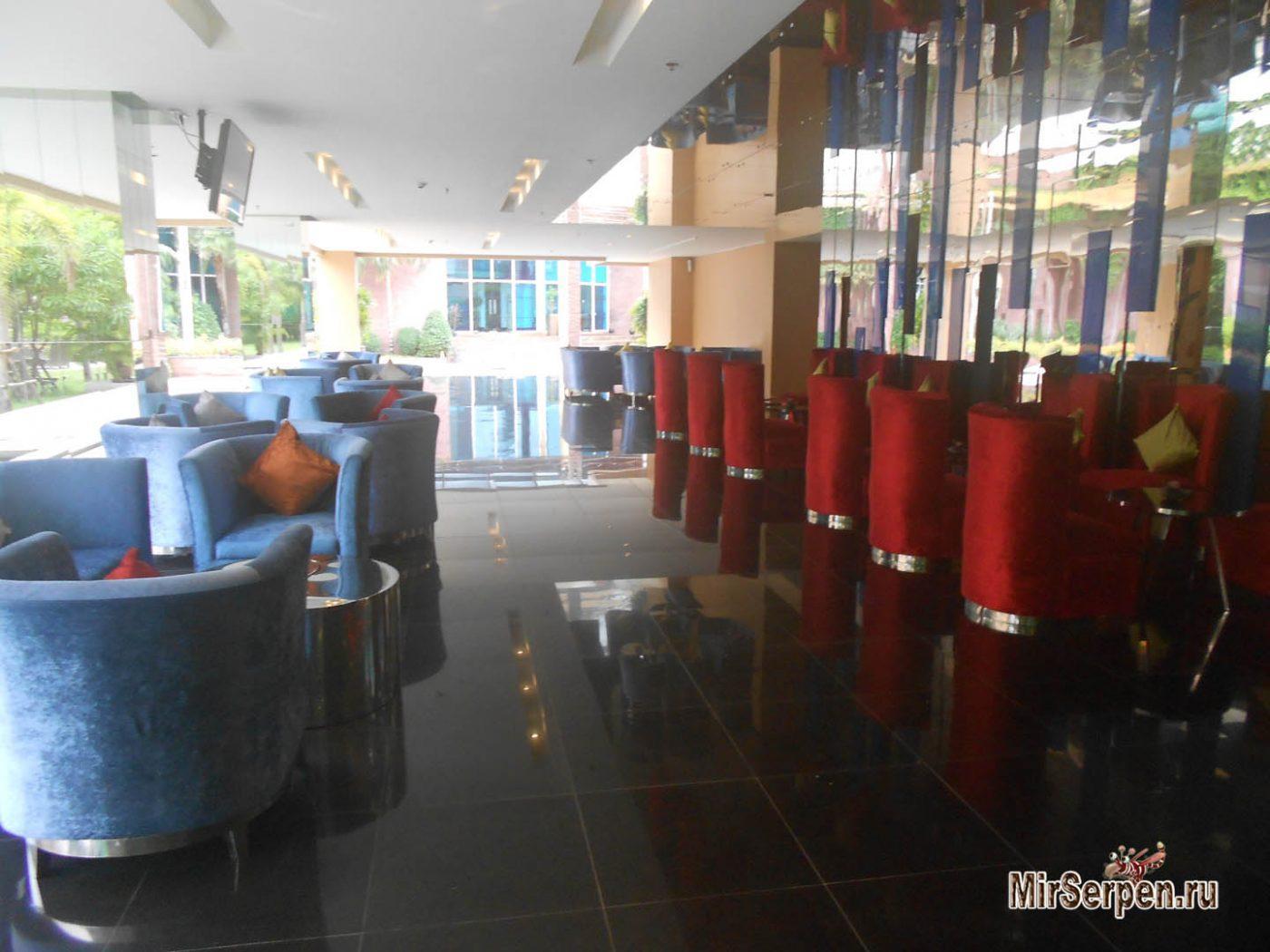 Описание отеля Amari Nova Platinum 4*, Паттайя, Таиланд