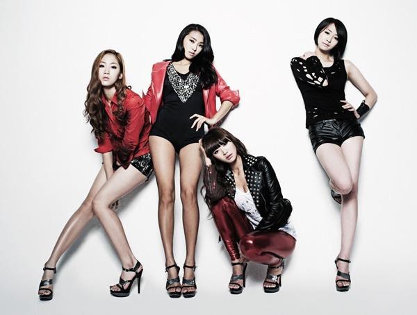 K-Pop - популярная музыка из Южной Кореи