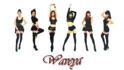 Корейская танцевальная группа Waveya
