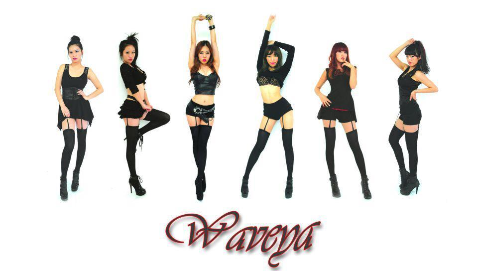 Waveya - Korean Dance team