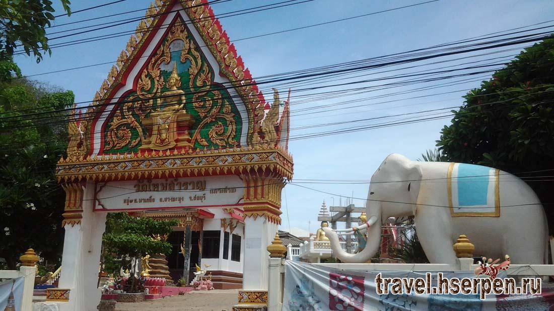 Самостоятельное путешествие в Таиланд в июне 2014