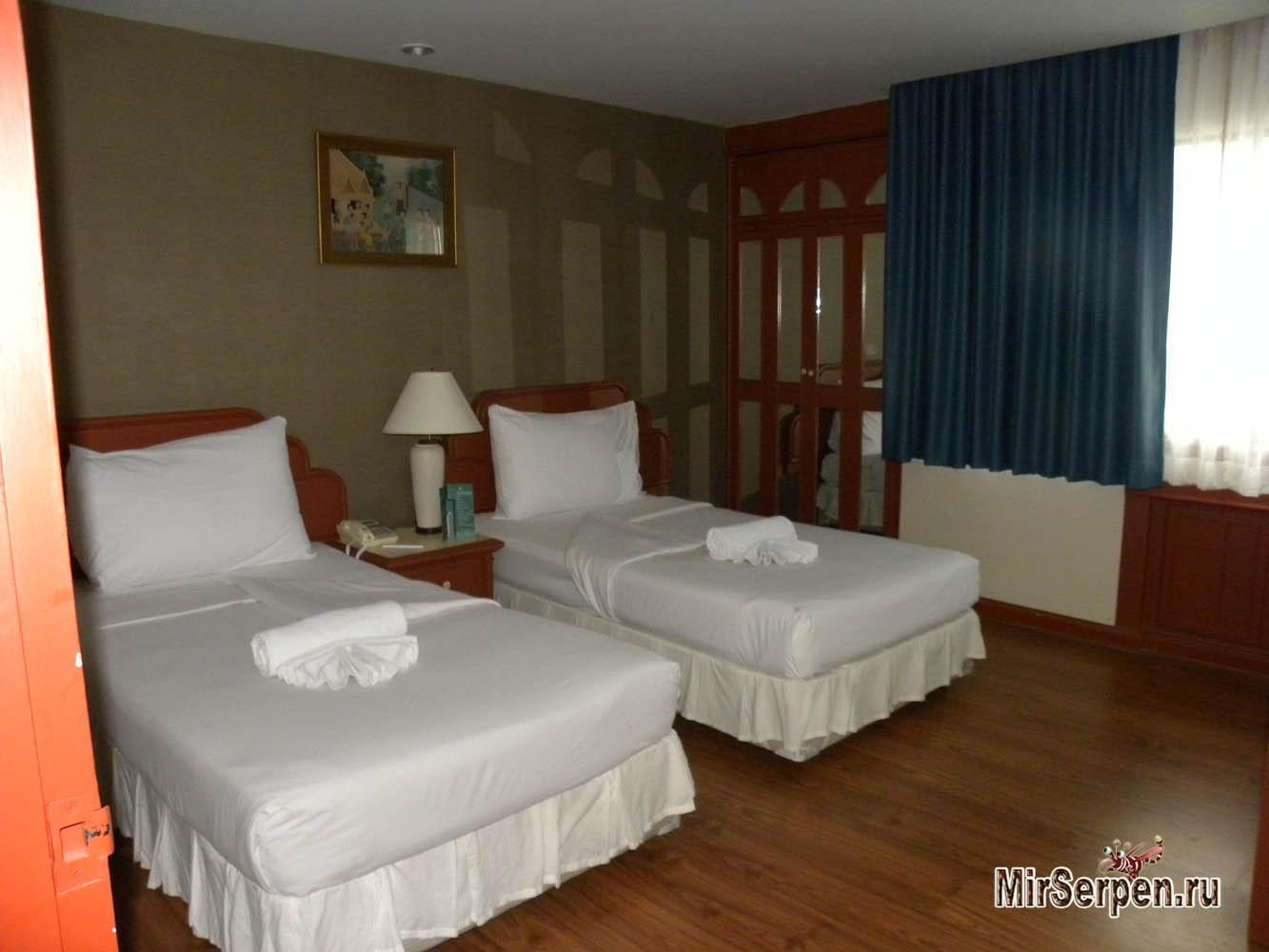 Отзыв об отеле Baiyoke Suite Hotel 3*, Бангкок, Таиланд