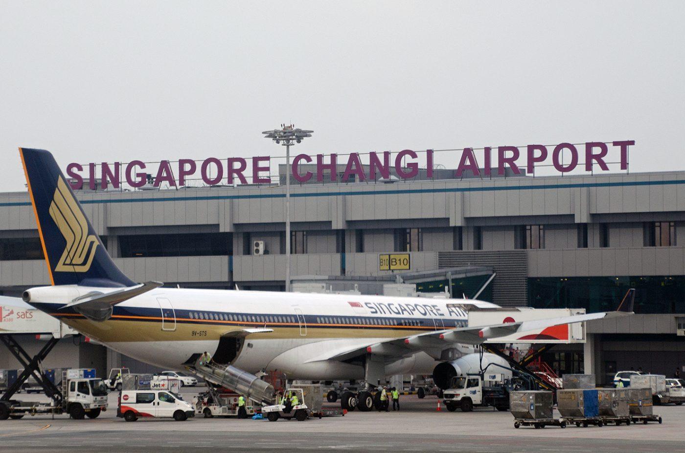 Аэропорт Чанги и транспорт Сингапура