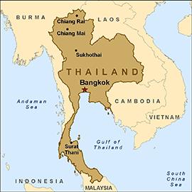 Photo of Небольшая справка о Таиланде