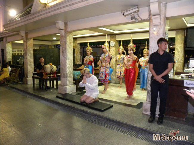 Про Таиланд: Миф про неискренних тайцев