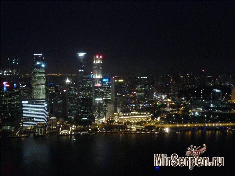 Photo of Впечатление от отеля Marina Bay Sands 5*, Сингапур: Рай между небом и землей