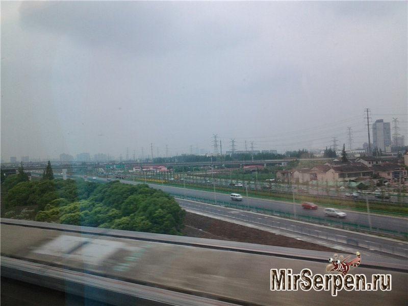 Шанхай проездом