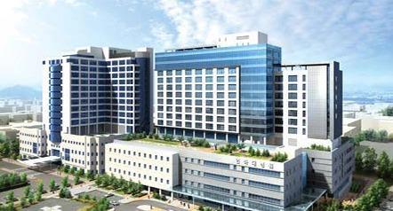 Госпиталь Инха Университета Инхадэ, Республика Корея