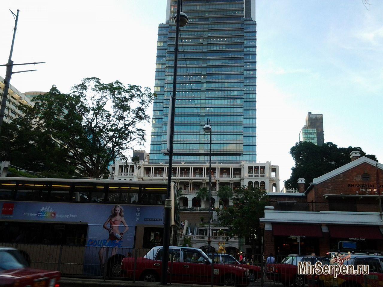 Гонконгский муравейник Chungking mansions: июнь 2014