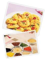 Виды корейских блюд