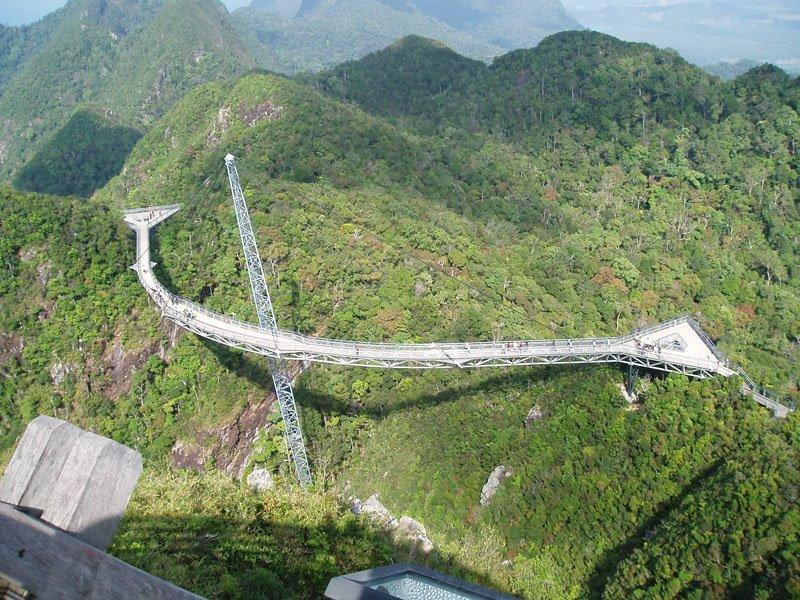 Photo of Уникальный мост Лангкави, Султанат Кедах, Малайзия