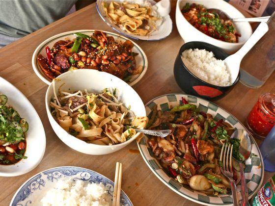 Китайская кухня: все, что угодно и из чего угодно