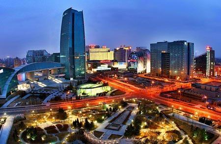 История возникновения китайских технопарков