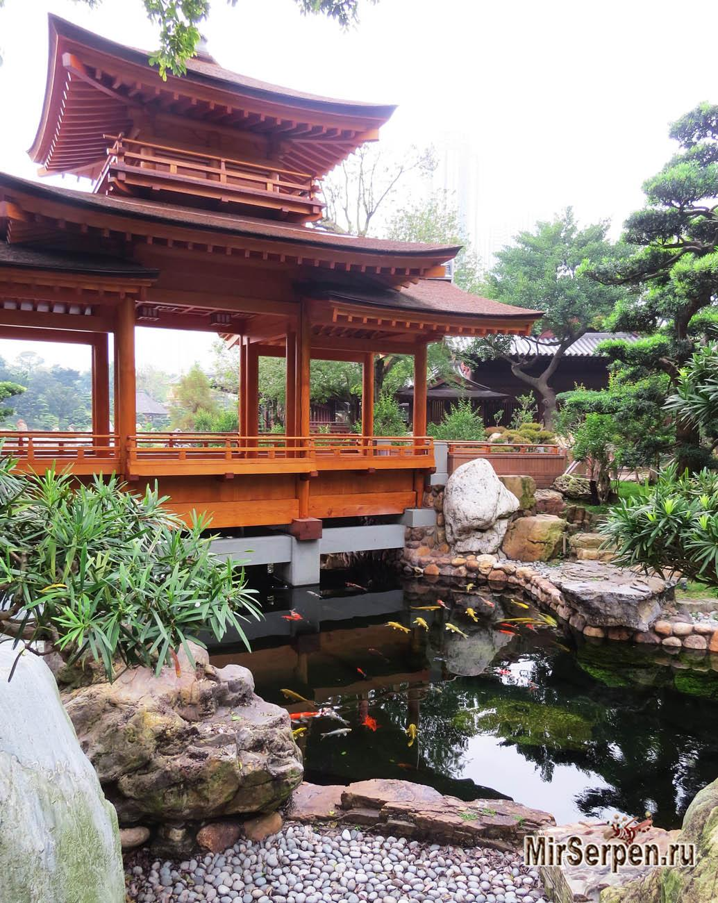 Photo of Сад Нан-Лиан: дыхание китайской культуры