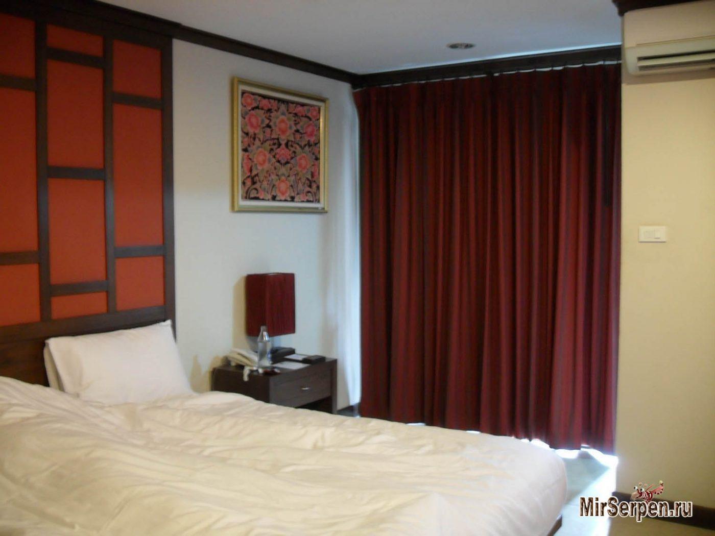 Отзыв об отеле Boonsiri Place Bangkok 3*, улица Каосан, Бангкок, Таиланд