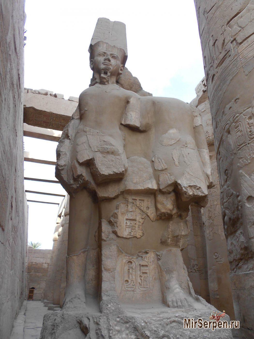 Отношение египтян к своим реликвиям