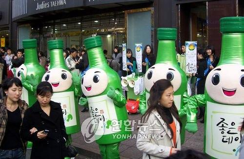 Факты о корейском ликере соджу