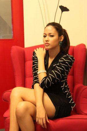 Моя тайская китаянка