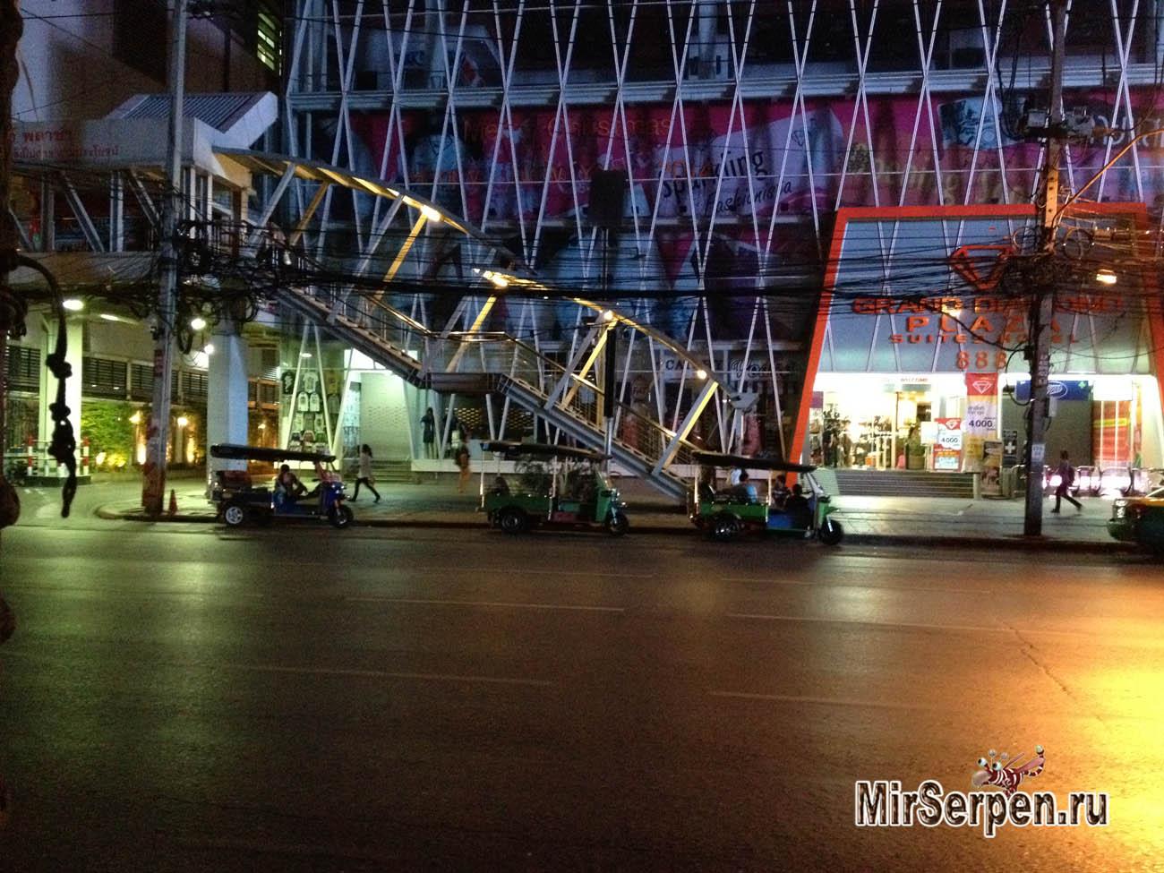 Photo of Уровень преступности в Бангкоке