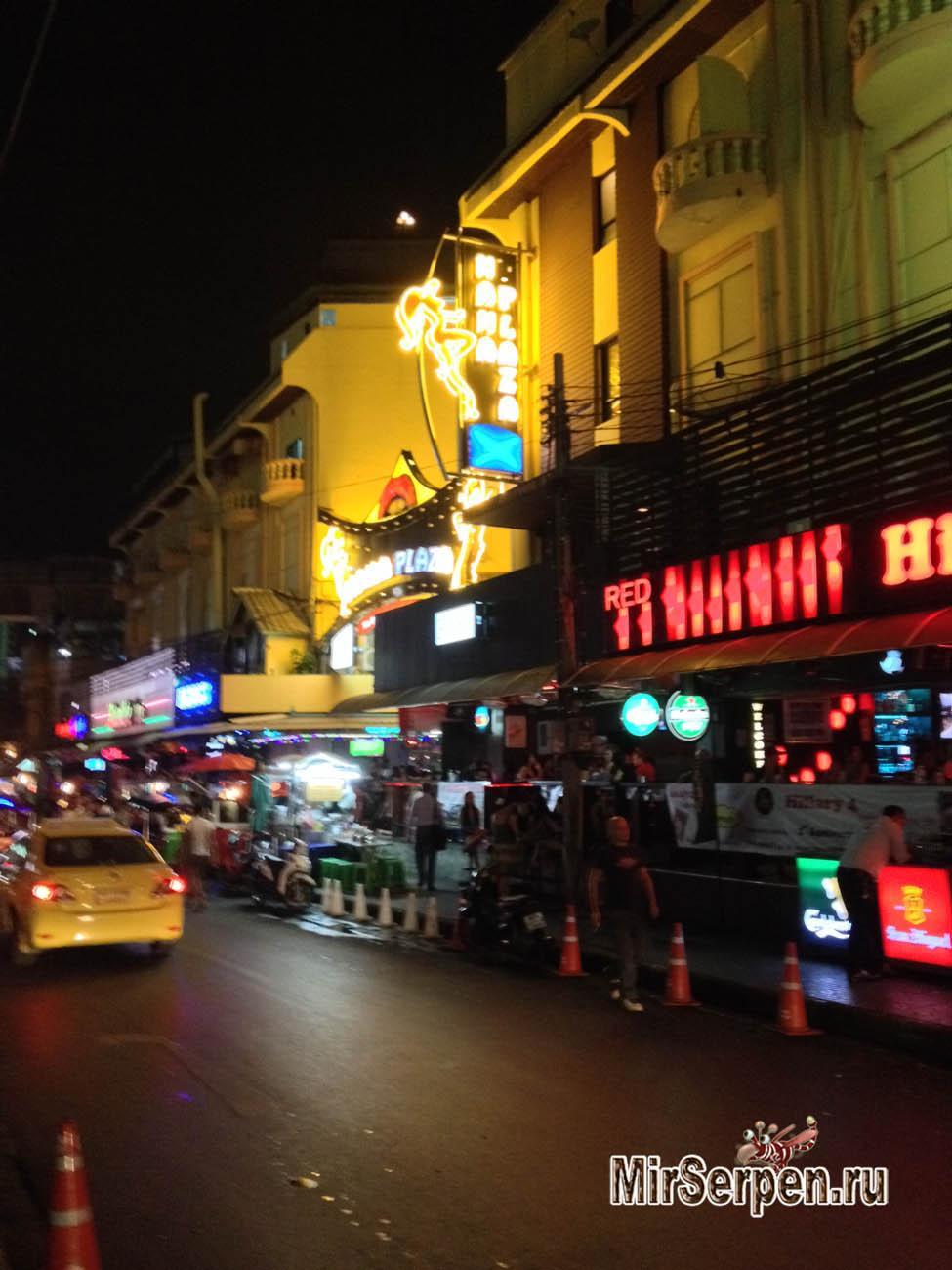 Photo of Особенности go-go баров в Бангкоке