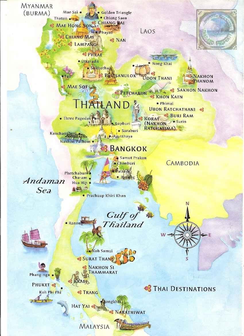 """Photo of Оформление карт на сайте """"Мир путешествий Серпеня"""""""