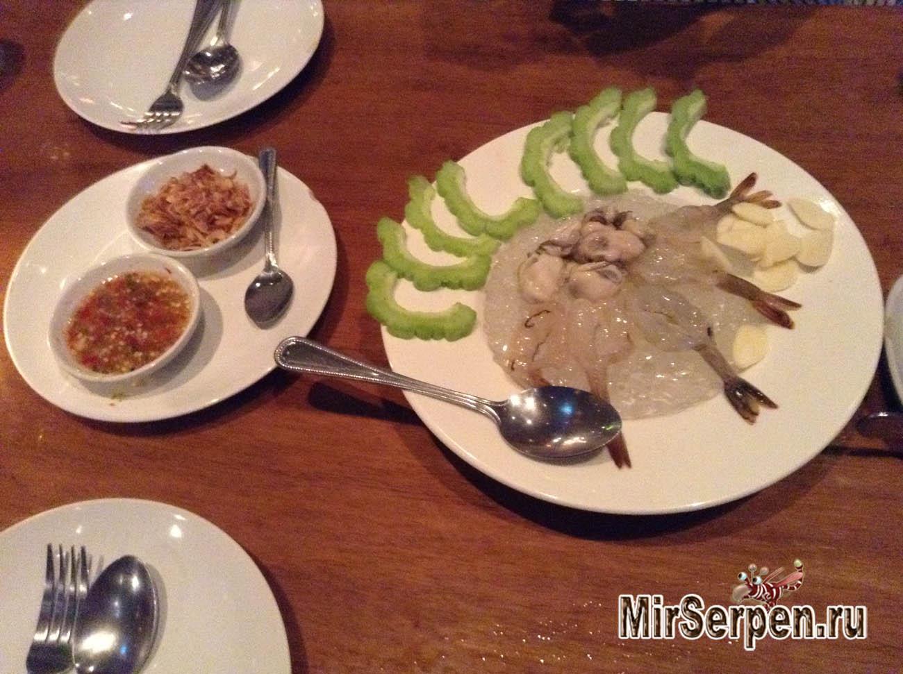 Тайцы и вегетарианство