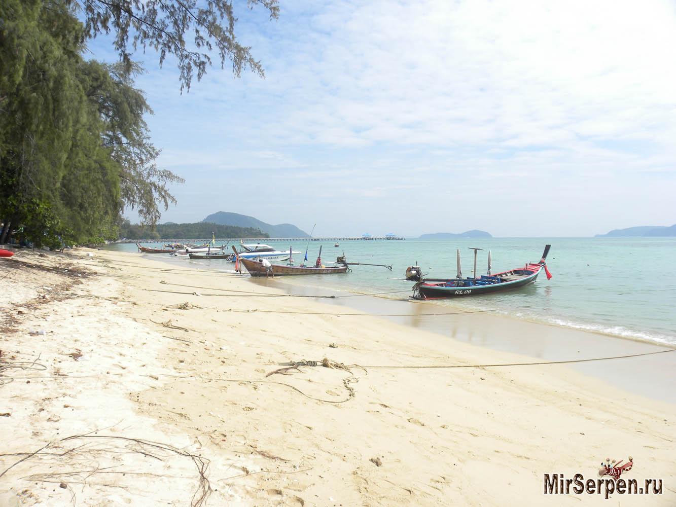 Фото дня: Пляж на острове Пхукет, Таиланд