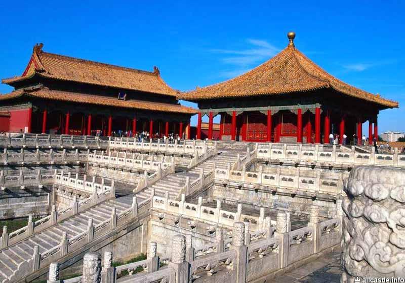 Запретный город - Императорский дворец