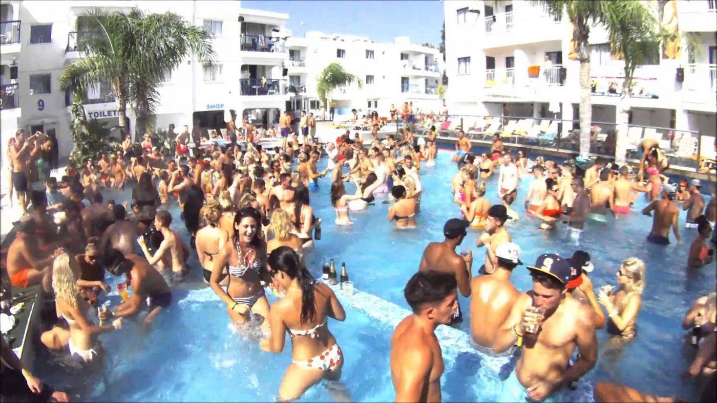 Айя-Напа - молодежный курорт на острове Кипр