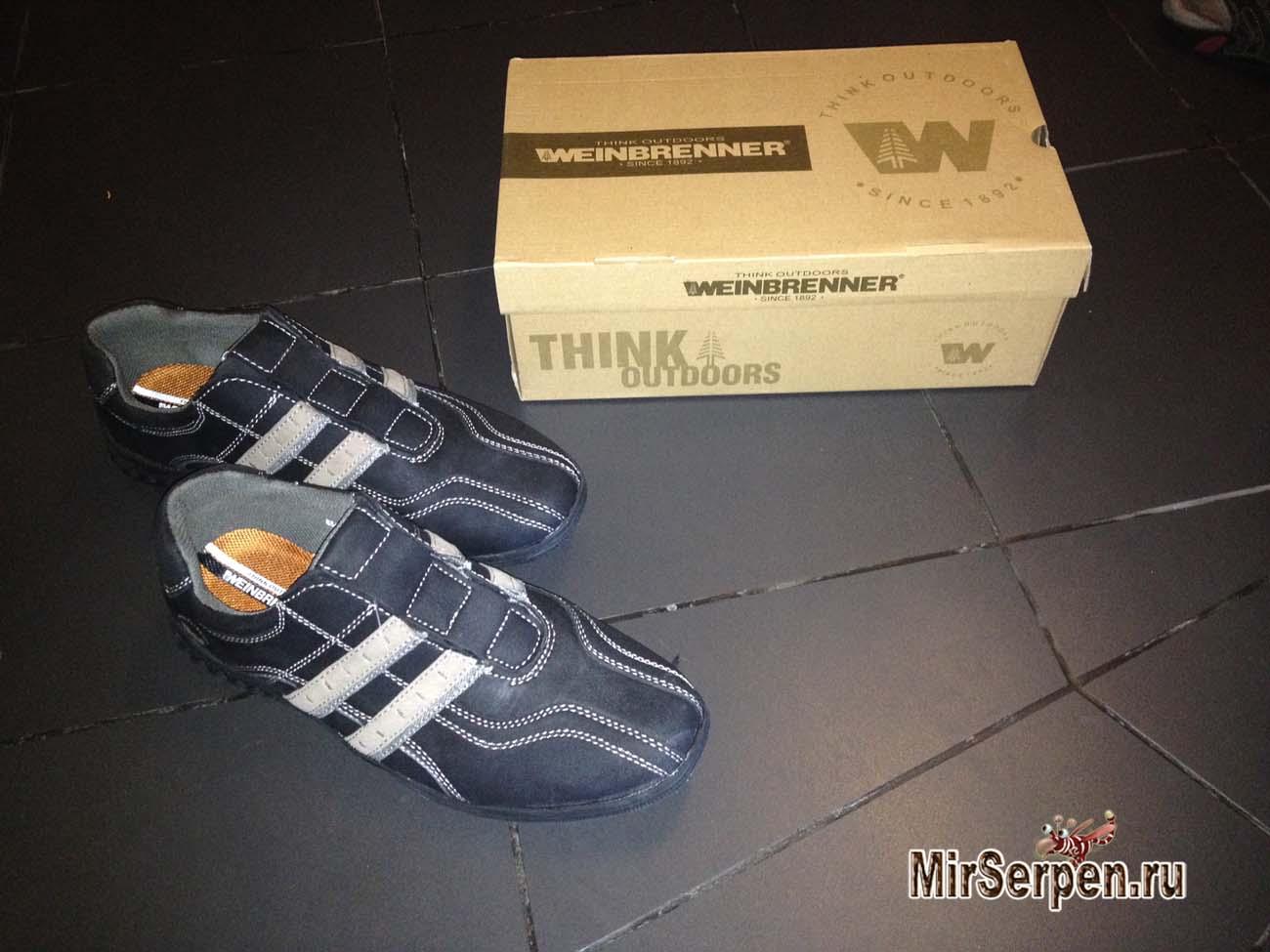 Покупаем обувь, произведенную в Таиланде