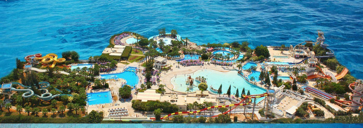 Достопримечательности и развлечения в Айя-Напе, Кипр