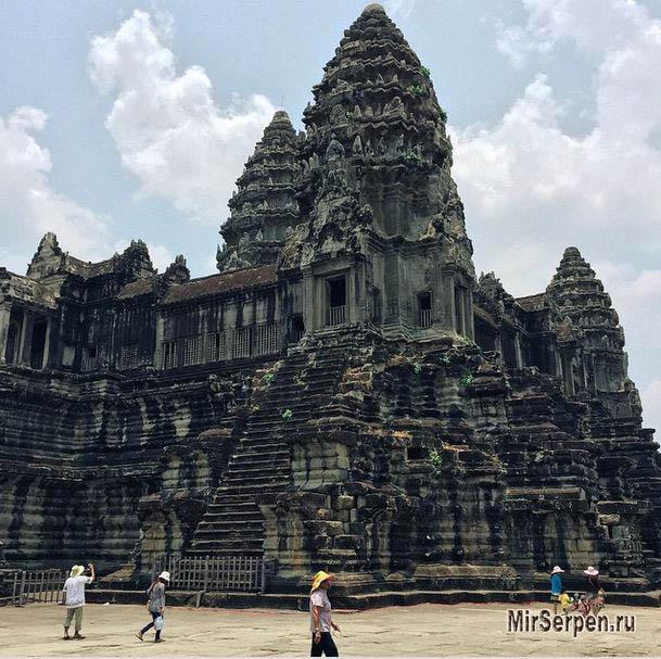 Неизведанные тропы Камбоджи: храмовый комплекс Ангкор