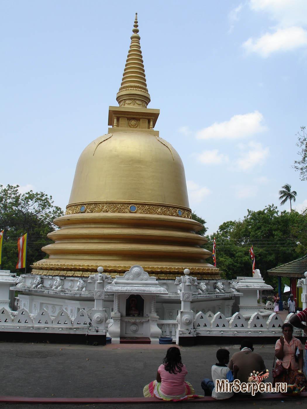 Вечное лето и вечный рай Шри-Ланки