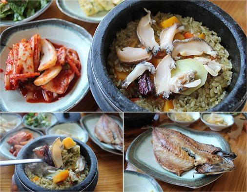 Photo of Все ароматы моря в одном блюде: рис с морепродуктами
