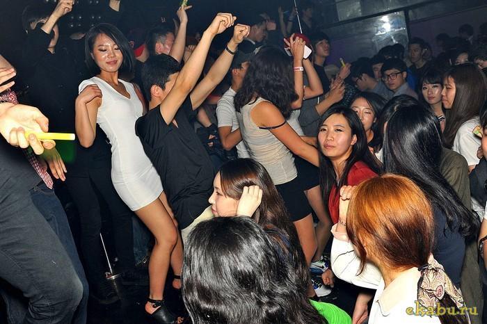 Ночные клубы южная корея какие в москве есть клубы ночные