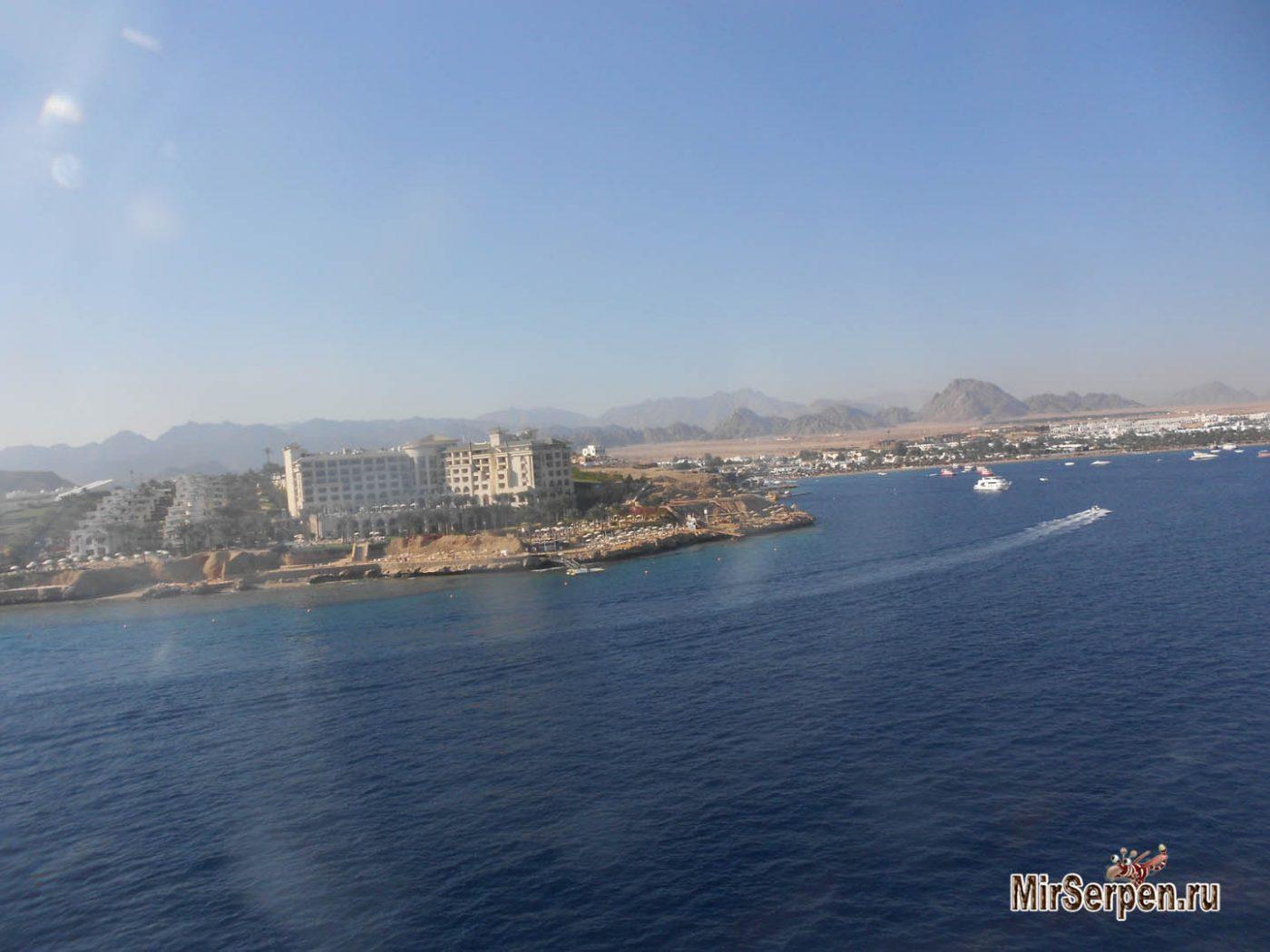 Отдых в Египте в Шарм-эш-Шейхе, декабрь 2012-январь 2013 - комментарии три года спустя
