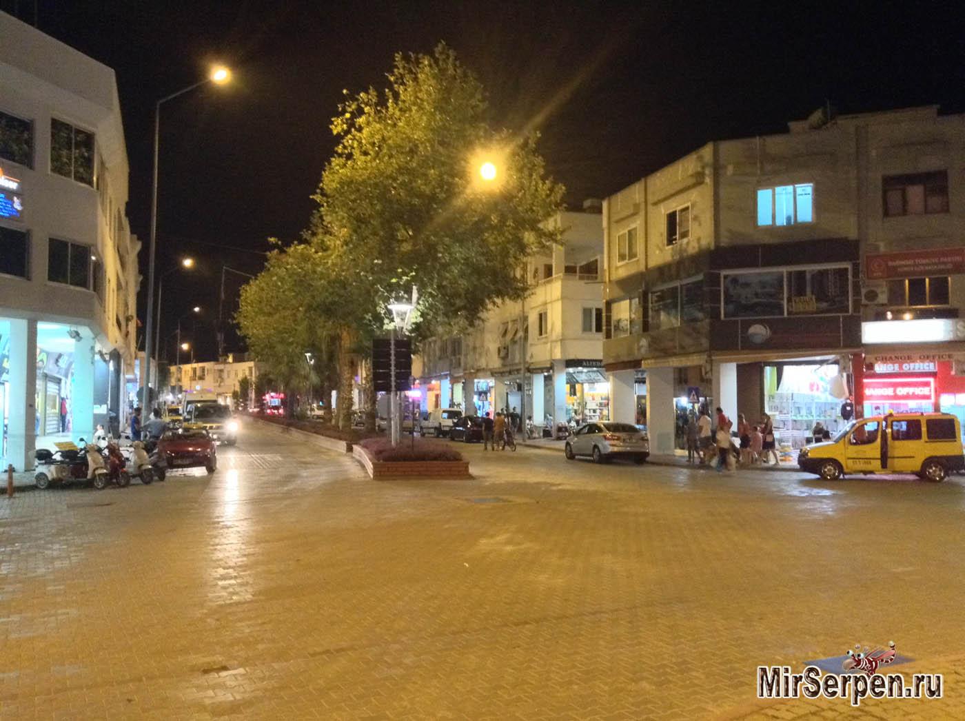 Безопасность туристов в Кемере, Турция