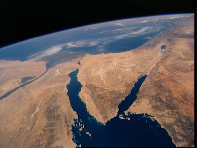 О ситуации на Синайском полуострове
