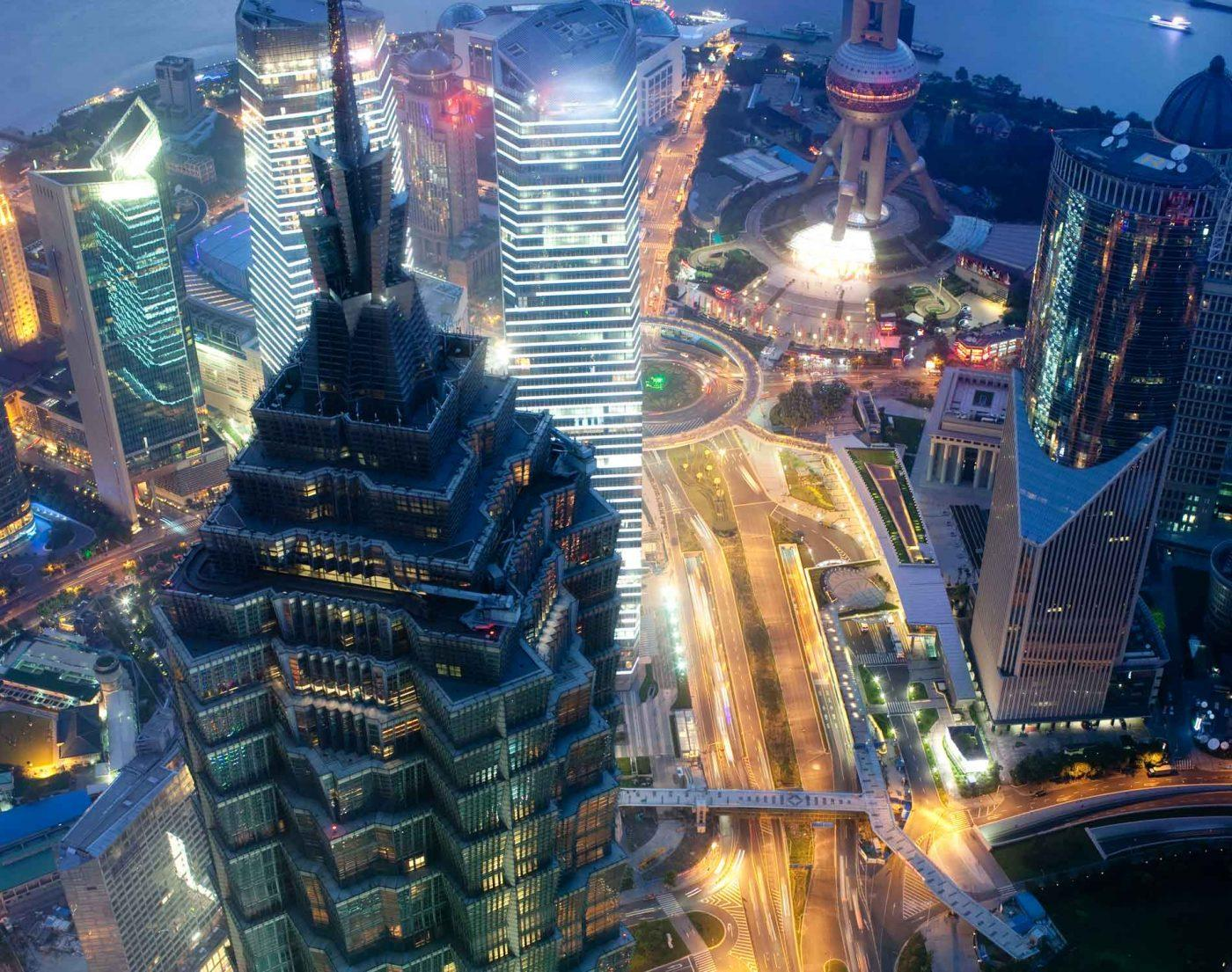 Погода в Шанхае, Китай